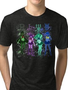 The Outer Senshi  Tri-blend T-Shirt