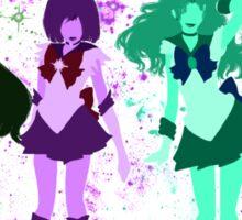 The Outer Senshi  Sticker
