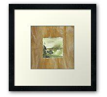 Loch Framed Print