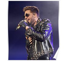 Adam Lambert being himself! Poster