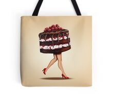 Cake Walk Tote Bag