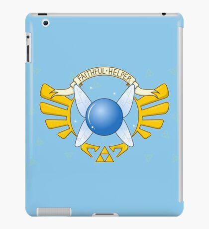 Navi, the Faithful Helper iPad Case/Skin