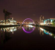 Glasgow's River by Daniel Davison