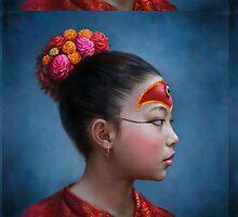KUMARI Girl by Ldarro