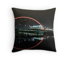 The Clyde Arc 2 Throw Pillow