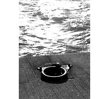 Quay ring Photographic Print