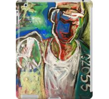 Not Just A Number iPad Case/Skin