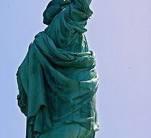 lady liberty by Amy Greenberg