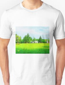 Upper Chestnut Street Field T-Shirt