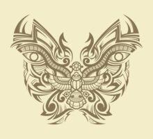 Tribal Bird print T-Shirt
