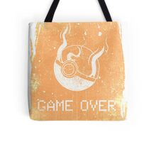 Game Over Charizard Tote Bag