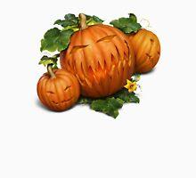 Halloween Jack o'Lantern Pumpkins Unisex T-Shirt