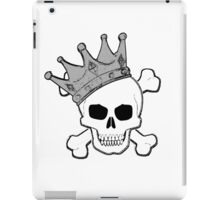 Skull King iPad Case/Skin
