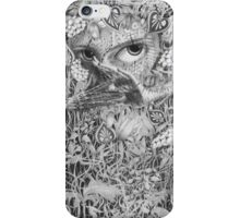 Heliotroped with Tattoo and Guest Poet iPhone Case/Skin