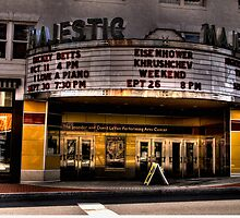 MAJESTIC THEATER by Diane Peresie