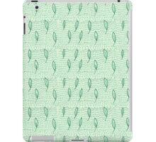Leaf Pattern iPad Case/Skin