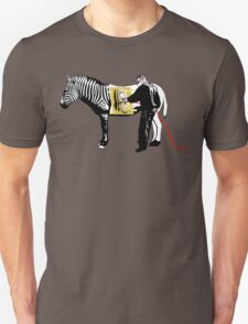 Generic Engineering (Custom Zebra) Unisex T-Shirt