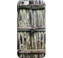 Old Bamboo_Kyoto iPhone Case/Skin