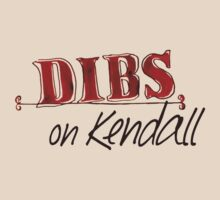 Dibs! On Kendall by schmaslow