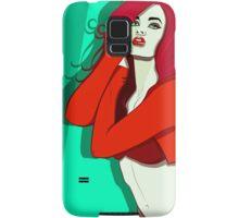 The Red Alert!  Samsung Galaxy Case/Skin