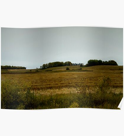Canadian Countryside Poster