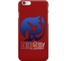 Raven Tail Guild iPhone Case/Skin