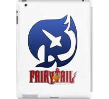 Raven Tail Guild iPad Case/Skin