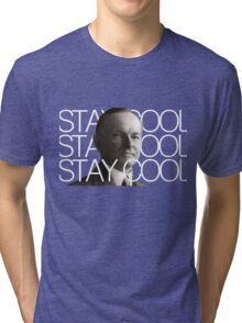 Stay Cool with Coolidge! Tri-blend T-Shirt