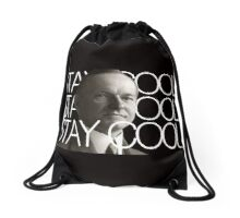 Stay Cool with Coolidge! Drawstring Bag