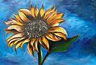 Sunflower by Jacqueline Eden