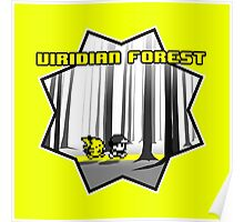 Viridian Forest Poster