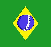 Brazil Is Delicious by Turlguy