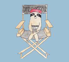 Movie Director Sloth Unisex T-Shirt