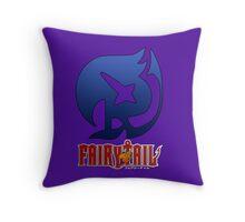 Raven Tail Guild Throw Pillow