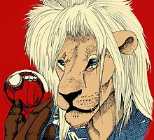 Goblin King of the Jungle (full color) by Zombiepan