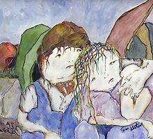 homeless six by Tom Norton