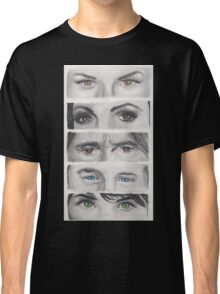 Once Upon A Time Eyes Classic T-Shirt