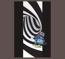 Robot Time-Tunnel Kids Clothes