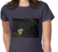 Beauty Out of Darkness Womens Fitted T-Shirt