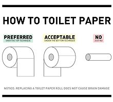 How To Toilet Paper by mushroomblue