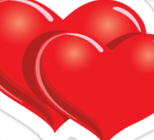 Love is Hope Sticker