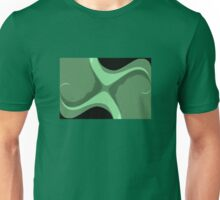 Curls Abstract Unisex T-Shirt