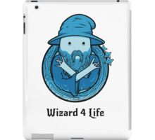 Wizard 4 Life iPad Case/Skin