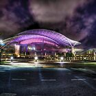 Puerto Rico Convention Center by Aurelio Torres
