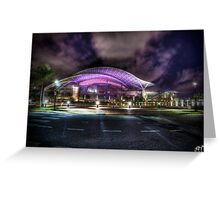 Puerto Rico Convention Center Greeting Card