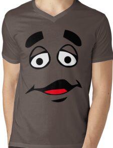 Grimace Mens V-Neck T-Shirt
