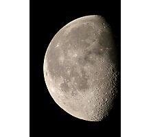 Half Moon Photographic Print