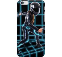 Light Disc Wars iPhone Case/Skin