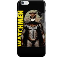 Watchmen - Nite Owl iPhone Case/Skin