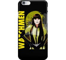 Watchmen - Silk Spectre iPhone Case/Skin